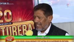 ¿Susana González e Itatí Cantoral se reencuentran en Aventurera?