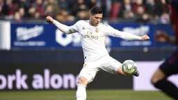 El Real Madrid manda a confinamiento a Luka Jovic