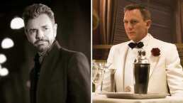 Eugenio Derbez listo para ser 'el próximo James Bond'