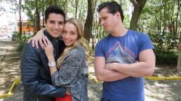 """Capítulos: Julián y Diana se enamoran, pero son medios hermanos en """"A mucho amor, mucho perdón"""""""