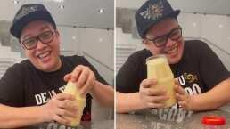 Franco Escamilla le copia a Aleks Syntek y le hace canción a la mayonesa