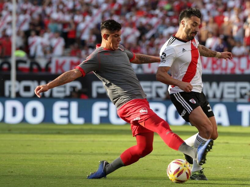 River Plate v Independiente - Superliga 2018/19
