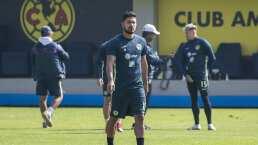 Bruno Valdez, recuperado; Roger, en duda para el juego ante Xolos