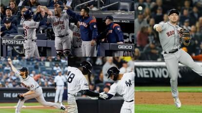 Los Astros derrotan a domicilio a los Yankees y se ponen 2-1.