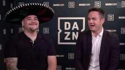 "Andy Ruiz aceptó que ""Tenía hambre"" para vencer a Anthony Joshua"