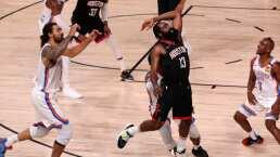 Tapón salvador de James Harden y Rockets y enfrentará a Lakers