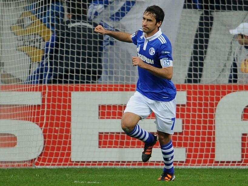 FC Schalke 04 v Athletic Bilbao - UEFA Europa League Quarter Final
