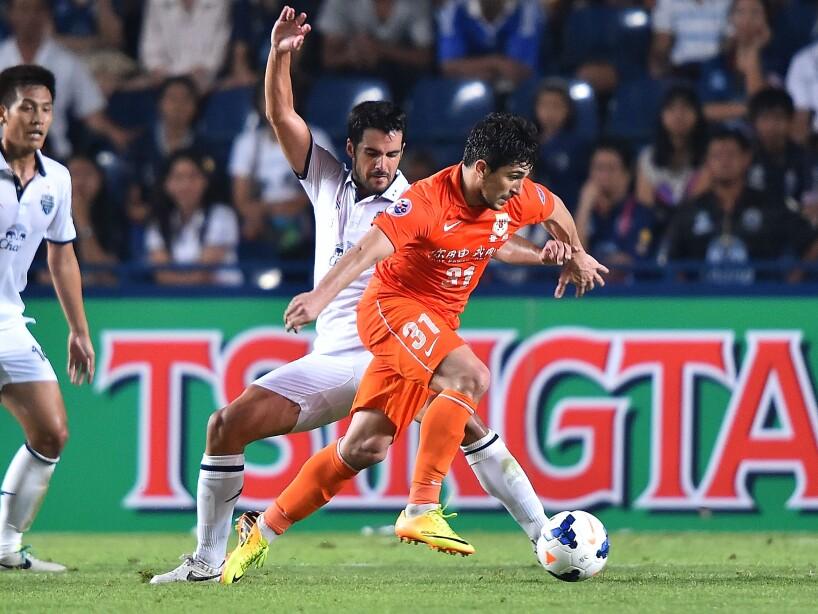 Bruriram Utd v Shandong Leung FC - AFC Champions League