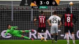 ¡Si es humano! Zlatan falla su tercer penal en 2020 y el Milan gana