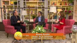 Andrés Portillo: El poder de la intención