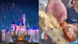Familia mexicana lleva taquitos de contrabando a Disneyland y se vuelven virales