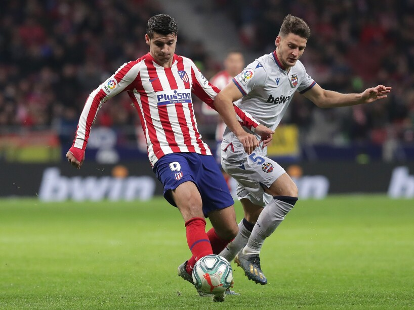 Club Atletico de Madrid v Levante UD - La Liga