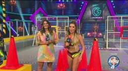 Galilea Montijo muestra su lado más salvaje en su debut como conductora de 'Guerreros 2020'