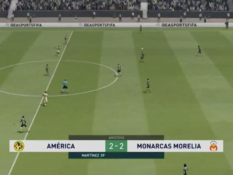eLiga MX, Morelia vs América, 12.png
