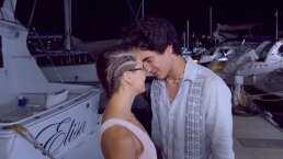 ¿Cómo grabaron Azul Guaita y Sebastián Poza su primer beso en 'Soltero con hijas'?