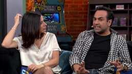 El hijo de Ariel Miramontes se sintió atraído por Verónica Toussaint, ¡hasta le pidió que fuera su novia!
