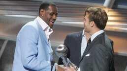 Tom Brady y LeBron James nacieron para alcanzar la cima del éxito
