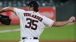 Justin Verlander está a punto de volver con los Astros