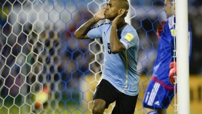 El delantero uruguayo de 26 años firmará en las próximas horas con un equipo mexicano.