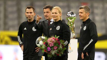 Bibiana Steinhaus se retira del arbitraje