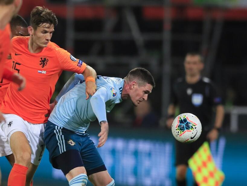 Netherlands Northern Ireland Euro 2020 Soccer
