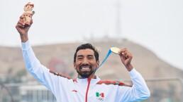 Crisanto Grajales, bicampeón panamericano en triatlón