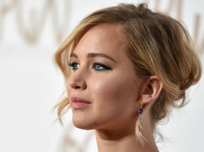 5. Jennifer Lawrence: Admitió que en Los Juegos del Hambre: En Llamas bebió unas cuantas piñas coladas de más.