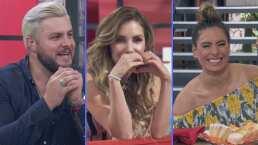 """""""No soy Bisogno"""": Paul enamora a Andy con su nuevo look y Galilea Montijo lo defiende: """"No le digan tan feo"""""""