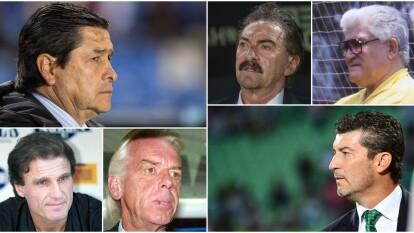Los diez técnicos que han dirigido a América y Chivas en duelos oficiales | El recuento de los estrategas que han estado en ambos equipos protagonistas del Clásico Nacional.