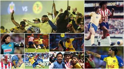 El Clásico de Clásicos es el partido más esperado, pues se enfrentan los clubes con mayor historia en el futbol mexicano.