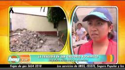 La tragedia en San Gregorio, Xochimilco