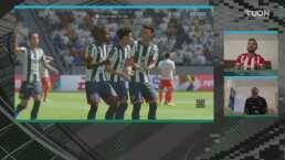 ¡Gol que hace cambiar la alineación de Necaxa en la eLiga MX!