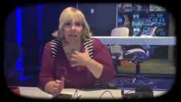 Andrea Escalona regresa al programa Hoy y comparte video inédito de su mamá Magda