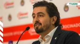 Vergara anuncia alianza entre Chivas y Barcelona