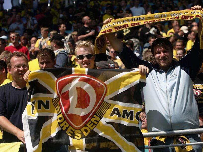 FC Sachsen Leipzig v Dynamo Dresden
