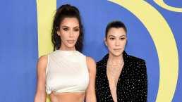 Este fue el momento exacto en el que Kim y Kourtney Kardashian se pelearon