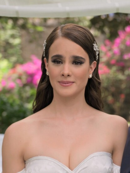 """Todo está listo para que por fin 'Valentina' y 'Claudio' unan sus vidas en """"Diseñando tu Amor""""."""