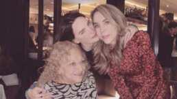 Belinda lamenta la muerte de su abuelita y se despide de ella con conmovedor mensaje