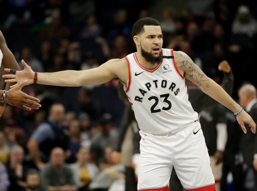 Raptors Timberwolves Basketball