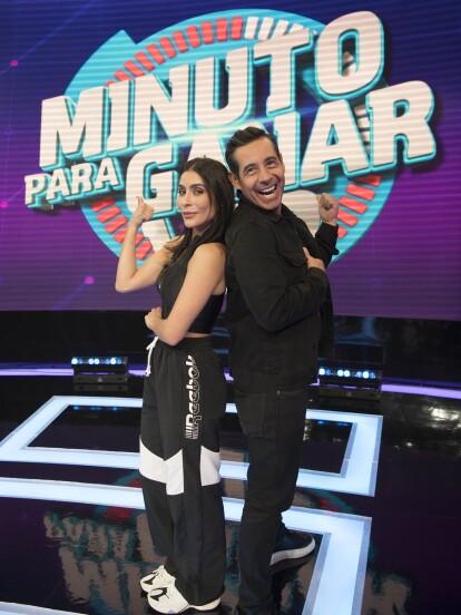 María León y Yordi fueron los invitados especiales del capítulo 10 de Minuto Para Ganar VIP. A continuación, te compartimos cómo se vivió este programa.