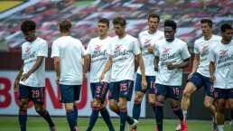 Bayern luce camisetas en contra del racismo