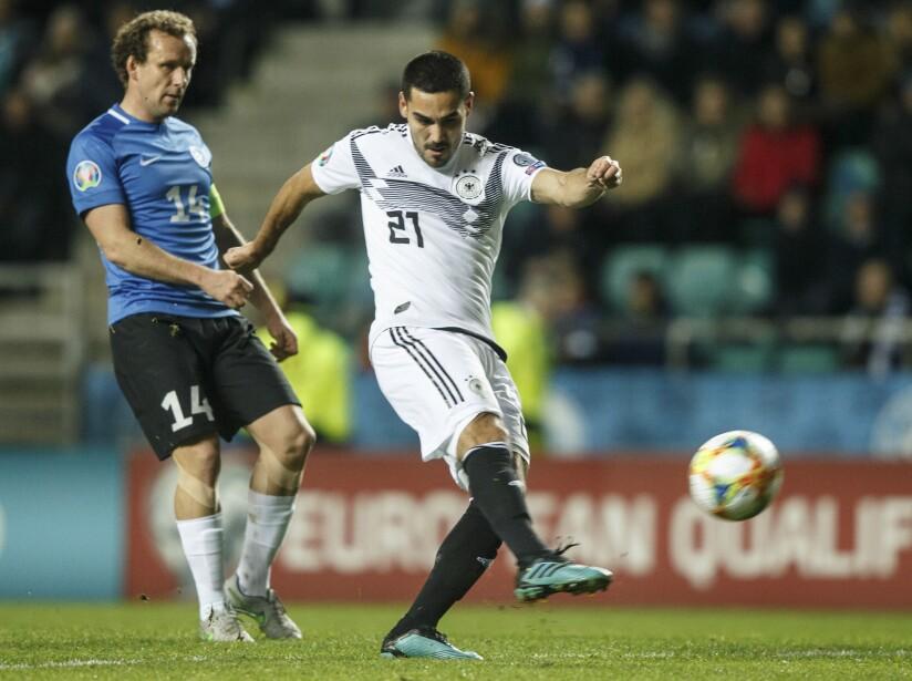 Estonia Germany Euro 2020 Soccer