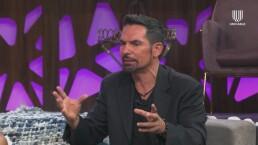 Armando Araiza comparte cómo las adicciones lo llevaron a tocar fondo: 'La pasé terrible'