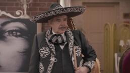 """""""Por machotes como tú, hay hombres como yo"""": Plácido se convierte en mariachi en 'Una familia de diez'"""
