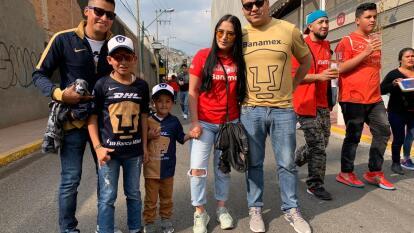 Comida, afición y pasión, la combinación perfecta para vivir el Toluca vs Pumas.