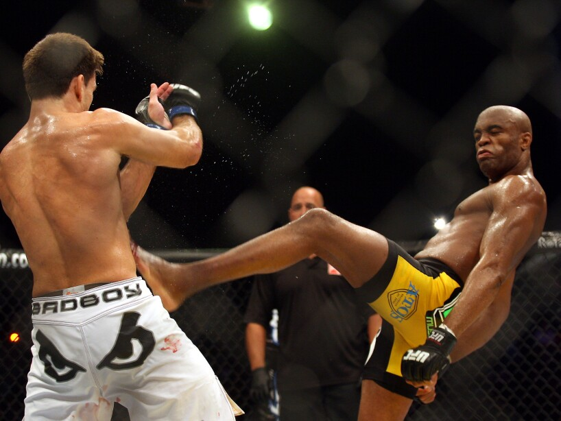 UFC 112 Mixed Martial Arts Abu Dhabi