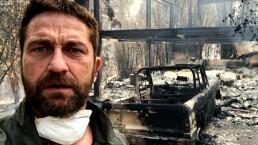 Sufren famosos incendios en California