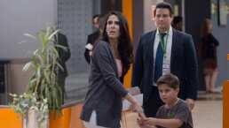Resumen Capítulo 74: Elena es detenida por intentar llevarse a Nico