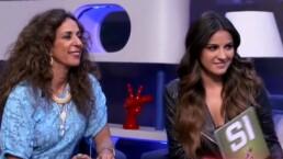 Rosario y Maité Perroni se enfrentan al reto de Olivia Peralta