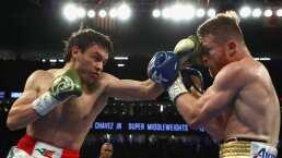 Chávez Jr reta a 'Canelo' Álvarez en una pelea gratis